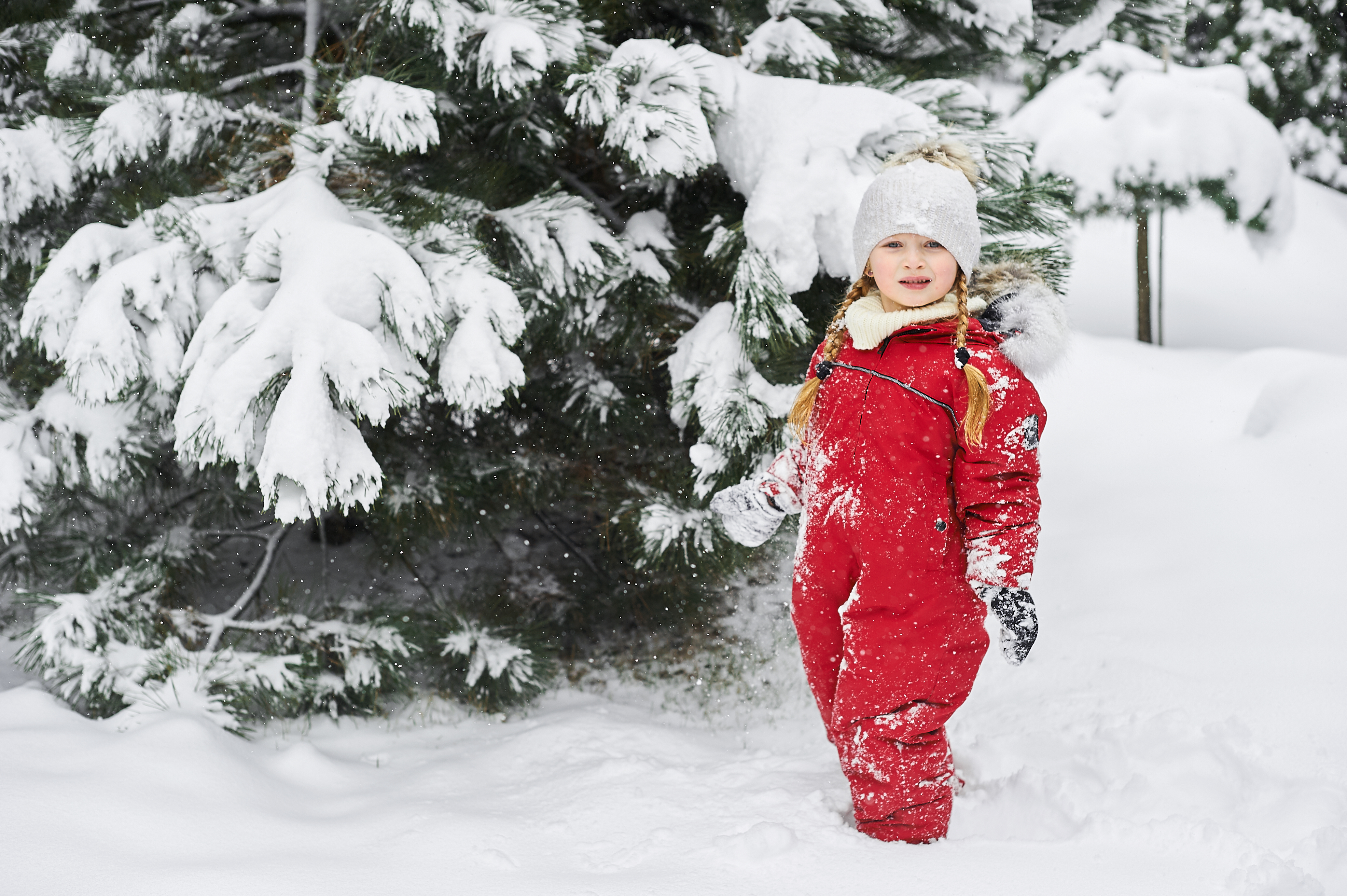 Kids Down Filled Snowsuits: Keep them Warm!